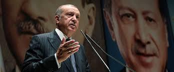 Başkan Erdoğan, Yeni Sistemin İlk Kabinesini Açıkladı