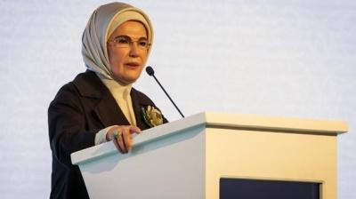 Emine Erdoğan'dan: Ata Tohum Çağrısı