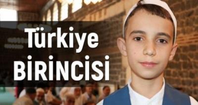 Hafızlık Yarışması Türkiye Birincisi Belli Oldu
