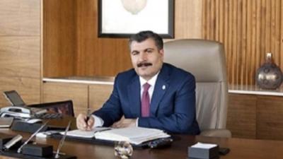 Sağlık Bakanı'ndan tıbbi malzeme açıklaması: 'Destek verebileceğimizi söyledik'