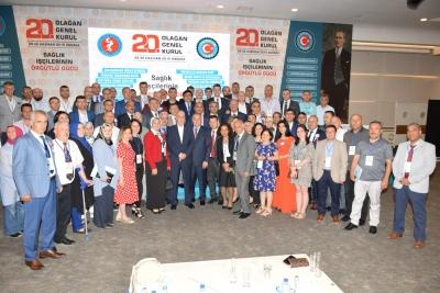 Türkiye Sağlık İşçileri Sendikası 20. Olağan Genel Kurulu