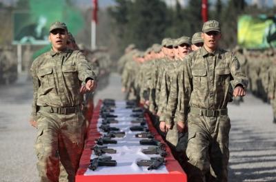Yeni Askerlik Yasasıyla Askerlere Erken Terhis Yolu Açılabilir