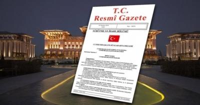 Yeni Cumhurbaşkanlığı Kararnamesiyle 768 Kişilik Yeni Kadro İhdas Edildi